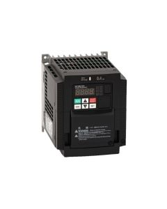 WJ200 3-phase 400 V Class 0.4 kW 1.8 A @ CT 2.1 A @ VT