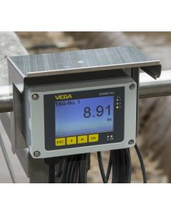 Robust controller and display instrument for level sensors