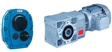 Reduction Gear Units